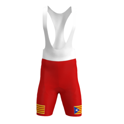 Culotte Bandera de Cataluña Republicana Mod. 148 TNT Cycling