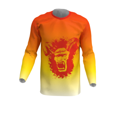 Camiseta Larga ENDURO/DH Mod. 162 TNT Cycling