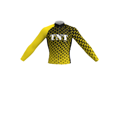 Maillot Largo/Térmico Mod. 190 TNT Cycling