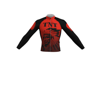 Maillot Largo/Térmico Mod. 239 TNT Cycling