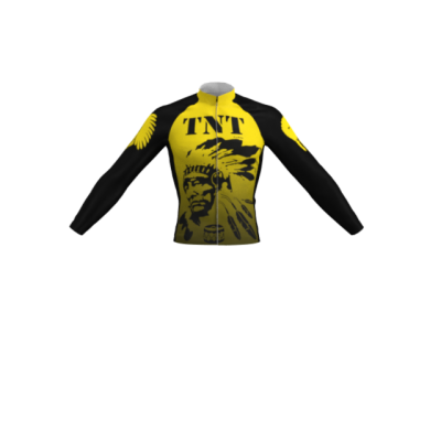 Maillot Largo/Térmico Mod. 240 TNT Cycling