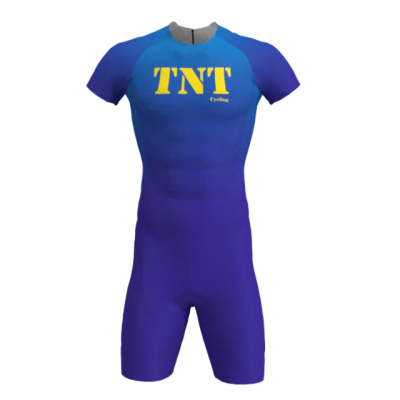 Equipación Corta TRIATHLON Mod. 172 TNT Cycling