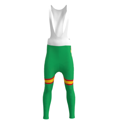 Culotte Largo/Térmico Verde Guardia Civil Mod. 264 TNT Cycling