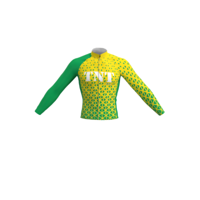 Maillot Largo/Térmico Mod. 275 TNT Cycling
