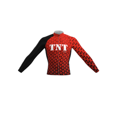 Maillot Largo/Térmico Mod. 276 TNT Cycling