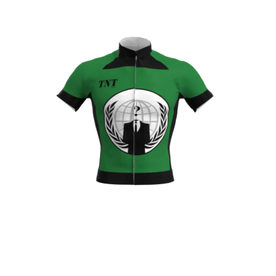 Maillot Corto Bandera Anonymous Mod. 300 TNT Cycling