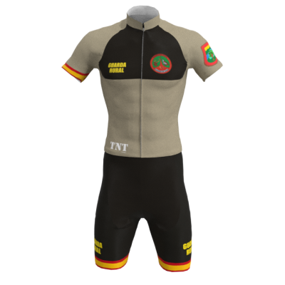 Equipación Corta Personalizada Guarda Rural TNT Cycling
