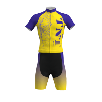 Equipación Corta TNT Cycling Mod. 8 TNT Cycling