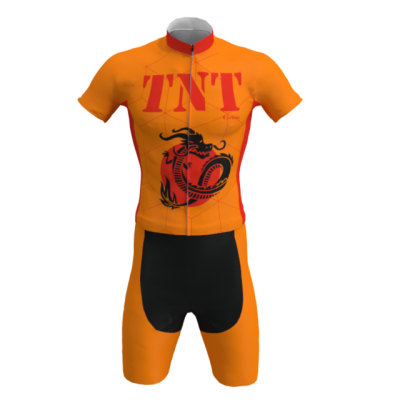 Equipación Corta TNT Cycling Mod. 11 TNT Cycling
