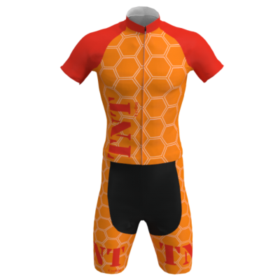 Equipación Corta TNT Cycling Mod. 13 TNT Cycling