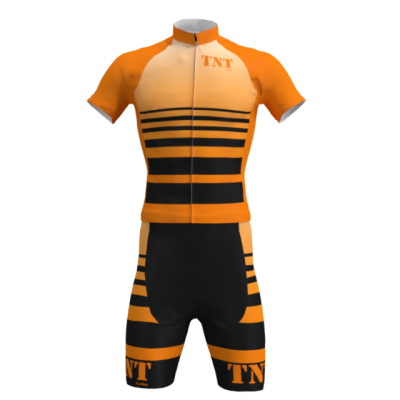 Equipación Corta TNT Cycling Mod. 17 TNT Cycling
