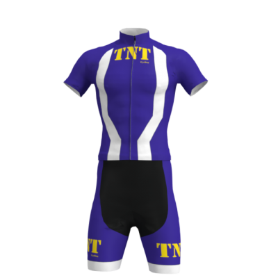 Equipación Corta TNT Cycling Mod. 18 TNT Cycling