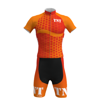 Equipación Corta TNT Cycling Mod. 20 TNT Cycling