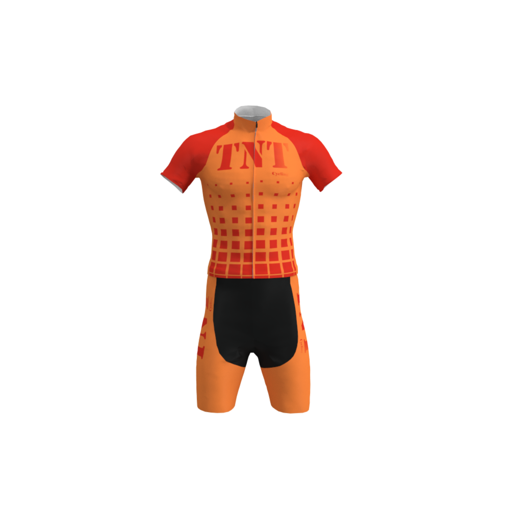 Equipación Corta TNT Cycling Mod. 24 TNT Cycling