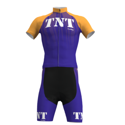 Equipación Corta TNT Cycling Mod. 27 TNT Cycling