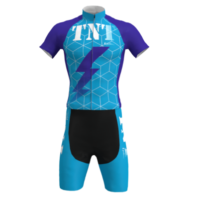 Equipación Corta TNT Cycling Mod. 28 TNT Cycling