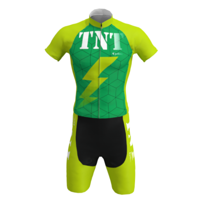 Equipación Corta TNT Cycling Mod. 30 TNT Cycling