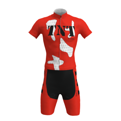 Equipación Corta TNT Cycling Mod. 31 TNT Cycling
