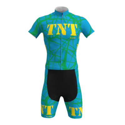Equipación Corta TNT Cycling Mod. 34 TNT Cycling