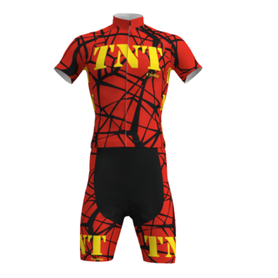 Equipación Corta TNT Cycling Mod. 35 TNT Cycling