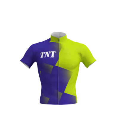 Maillot Corto TNT Cycling Mod. 4 TNT Cycling