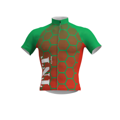 Maillot Corto TNT Cycling Mod. 14 TNT Cycling