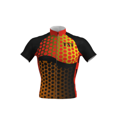 Maillot Corto TNT Cycling Mod. 21 TNT Cycling
