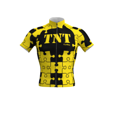 Maillot Corto TNT Cycling Mod. 26 TNT Cycling