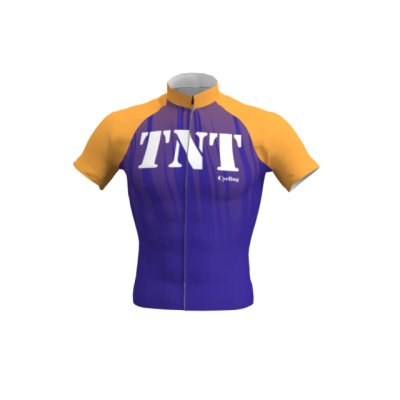 Maillot Corto TNT Cycling Mod. 27 TNT Cycling