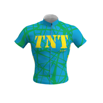Maillot Corto TNT Cycling Mod. 34 TNT Cycling