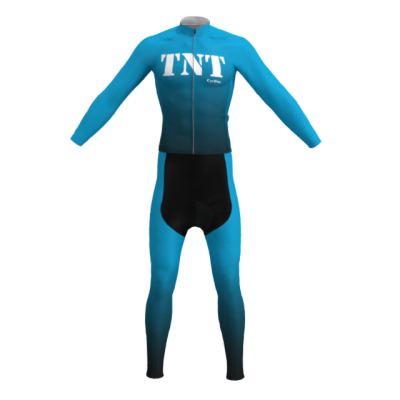 Equipación Larga/Térmica TNT Cycling Mod. 38 TNT Cycling