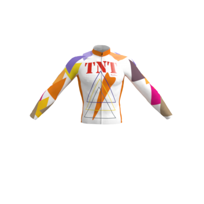 Maillot Largo/Térmico TNT Cycling Mod. 44 TNT Cycling