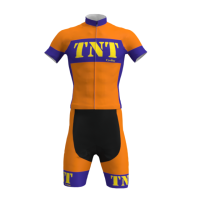 Equipación Corta TNT Cycling Mod. 47 TNT Cycling