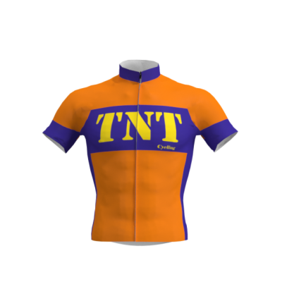 Maillot Corto TNT Cycling Mod. 47 TNT Cycling