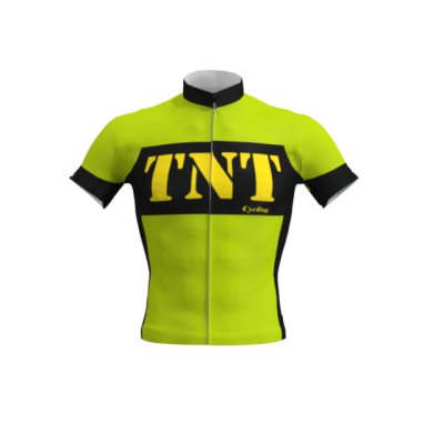 Maillot Corto TNT Cycling Mod. 48 TNT Cycling
