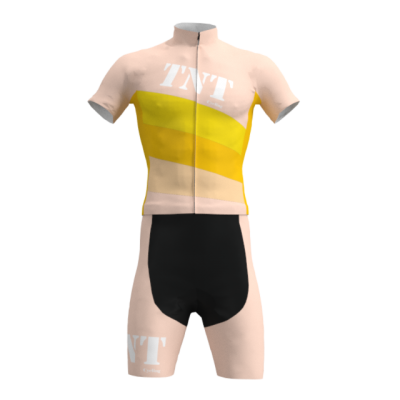 Equipación Corta TNT Cycling Mod. 55 TNT Cycling