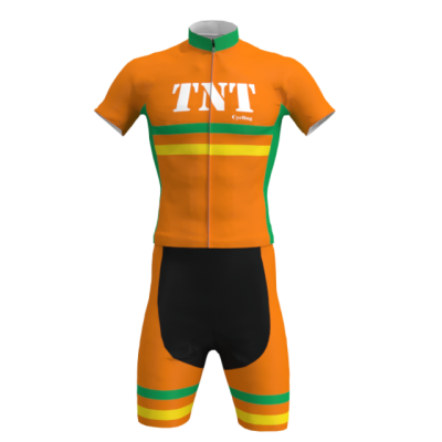 Equipación Corta TNT Cycling Mod. 57 TNT Cycling