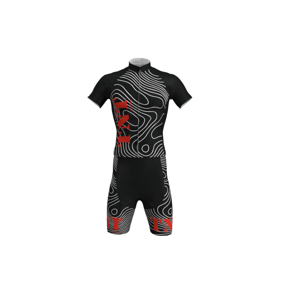 Equipación Corta TNT Cycling Mod. 58 TNT Cycling