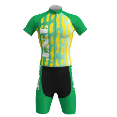 Equipación Corta TNT Cycling Mod. 60 TNT Cycling