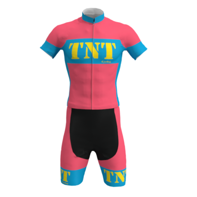 Equipación Corta TNT Cycling Mod. 61 TNT Cycling