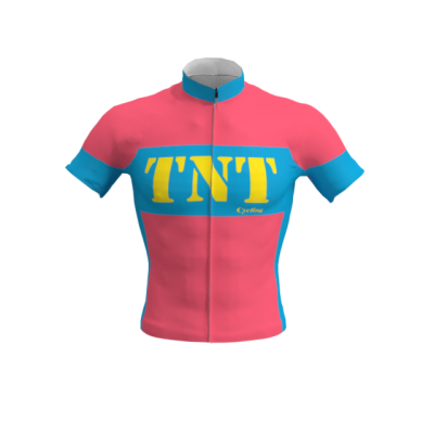 Maillot Corto TNT Cycling Mod. 61 TNT Cycling