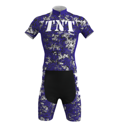Equipación Corta TNT Cycling Mod. 62 TNT Cycling