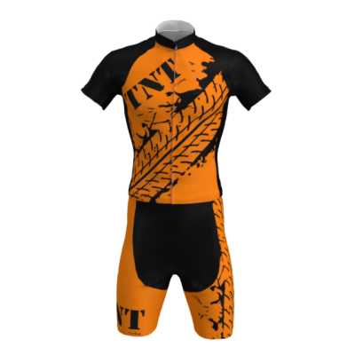 Equipación Corta TNT Cycling Mod. 63 TNT Cycling
