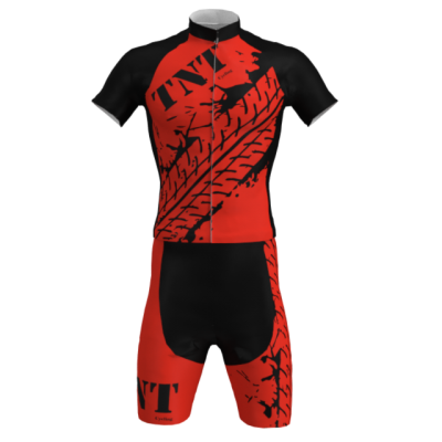Equipación Corta TNT Cycling Mod. 64 TNT Cycling