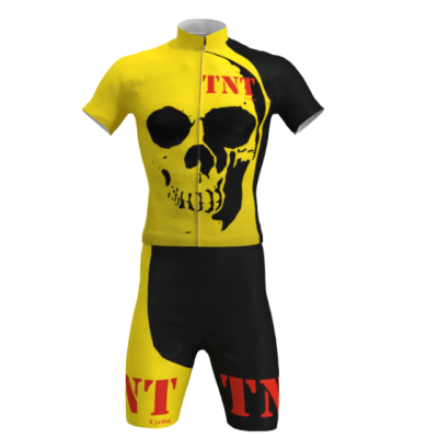 Equipación Corta TNT Cycling Mod. 65 TNT Cycling