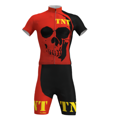 Equipación Corta TNT Cycling Mod. 66 TNT Cycling