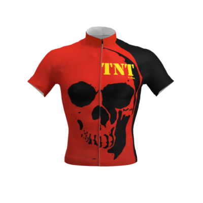 Maillot Corto TNT Cycling Mod. 66 TNT Cycling
