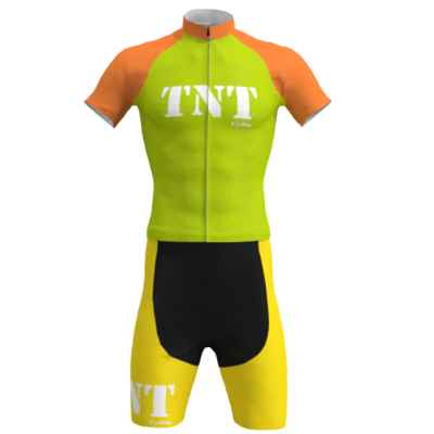 Equipación Corta TNT Cycling Mod. 67 TNT Cycling