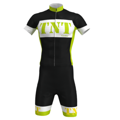 Equipación Corta TNT Cycling Mod. 70 TNT Cycling