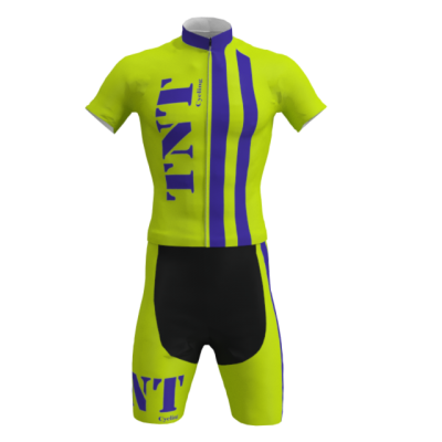 Equipación Corta TNT Cycling Mod. 71 TNT Cycling